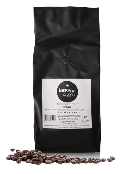 Blank Roast Barista Coffee Espresso