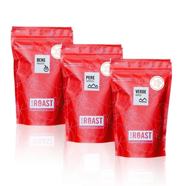 Probierset Nimm3 Manfuakturkaffee Bio