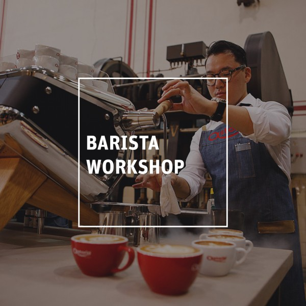 Barista Basic Workshop 02.05.2019