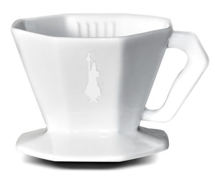 Bialetti Kaffeefilter aus Keramik 4 Tassen
