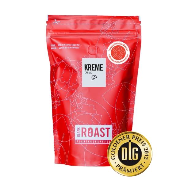 "Cafe Creme ""Kreme"" Manufakturkaffee"
